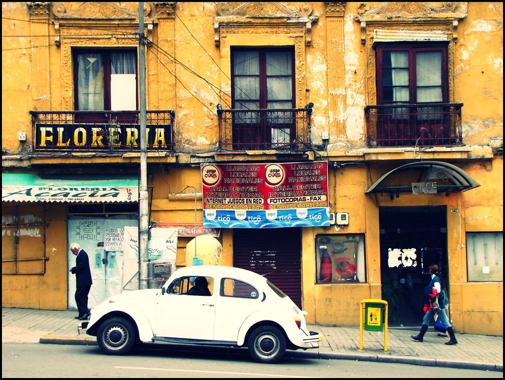 Bolivian Streets