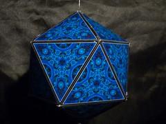 B-Video Chaos Icosahedron