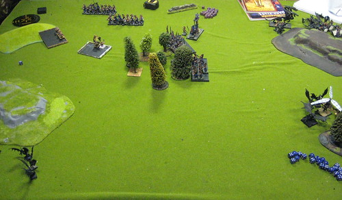 Turn 5a (end of DE turn)