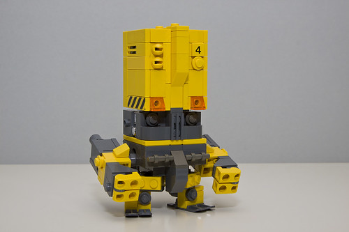 Lego Construction Robot Construction Mech Lego