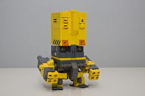 Lego Construction Robot Construction Mech Lego
