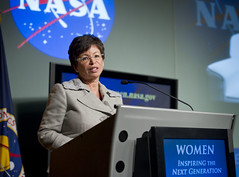Women's History Month at NASA (201103160018HQ)