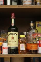 75-365 (handle256) Tags: bear liquor honey alcohol booze 365 jameson potassium prepared 2011 romin bulleitbourbon