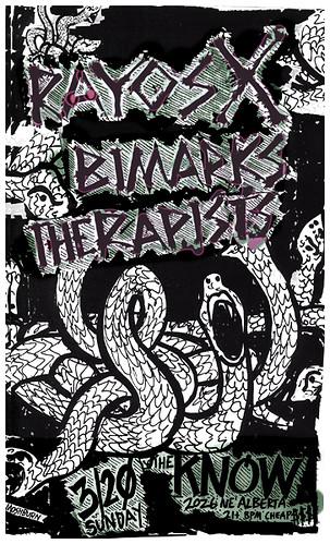 3/20/11 RayosX/BiMarks/Therapists