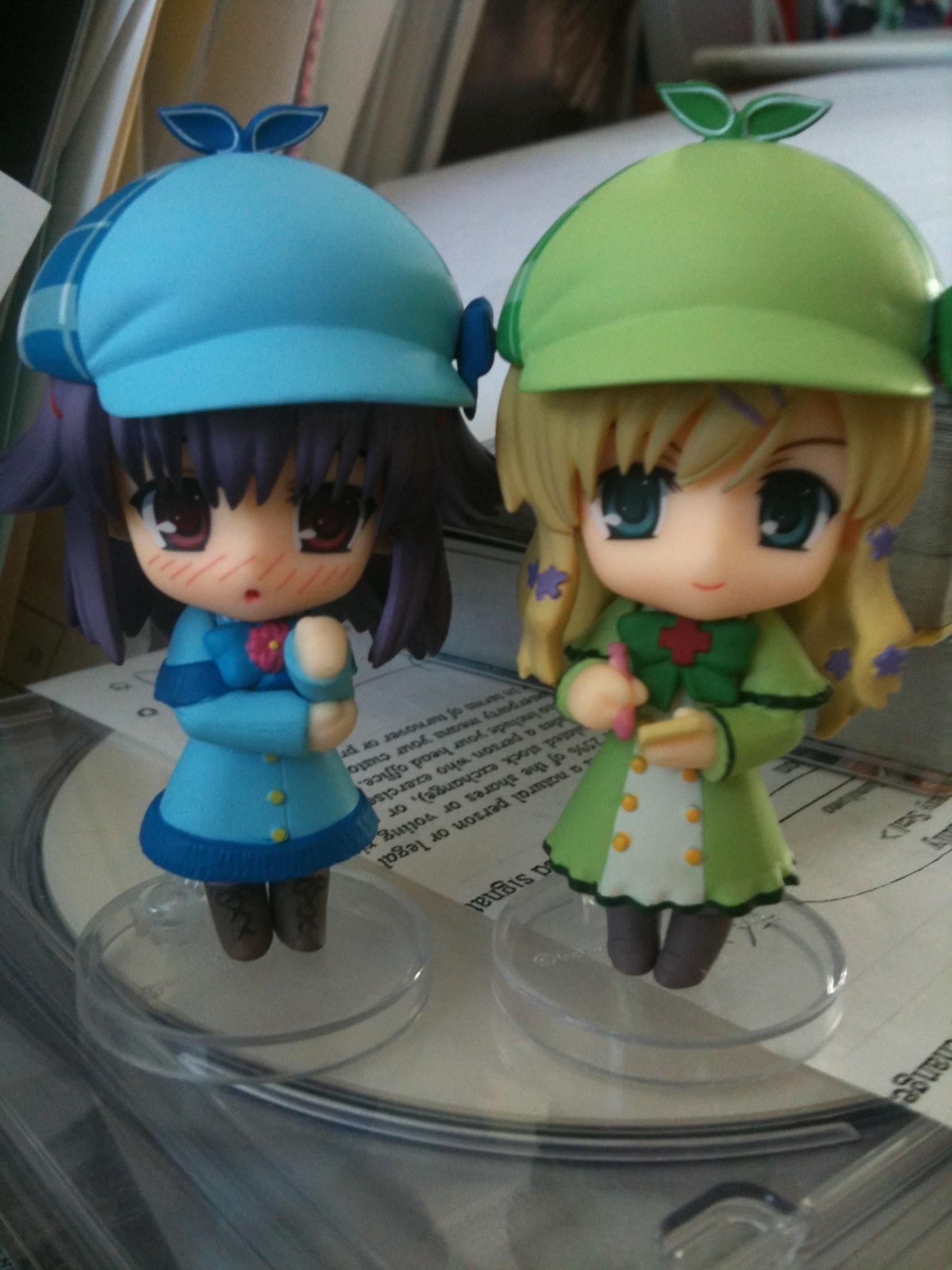Nendoroid Petit Elly and Cordelia