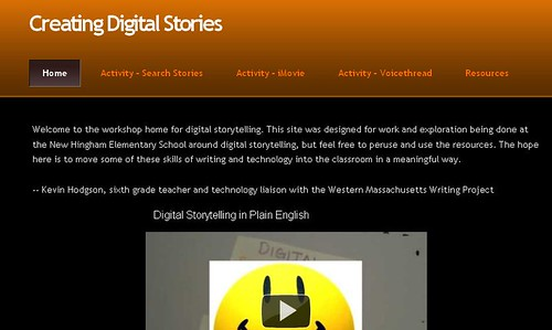 digistory screenshot