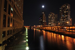Super Moon Bursting.... (Seth Oliver Photographic Art) Tags: chicago reflections illinois nikon midwest skyscrapers cityscapes nightshots chicagoriver pinoy riverwalk downtownchicago cookcounty nightscapes urbanscapes longexposures chicagoist cityskylines moonshots d90 nightexposures 13secondexposure wetreflections cityofchicago urbanskylines sooc moderncities columbusdrivebridge perigeemoon riverwalkatnight cityfrontcenter setholiver1 nocturneimages aperturef200 1024mmtamronuwalens manualmodeexpsoure ballheadtripodmountedshot timerdelayedtriggeredshot coloumbusdrive moonbursts
