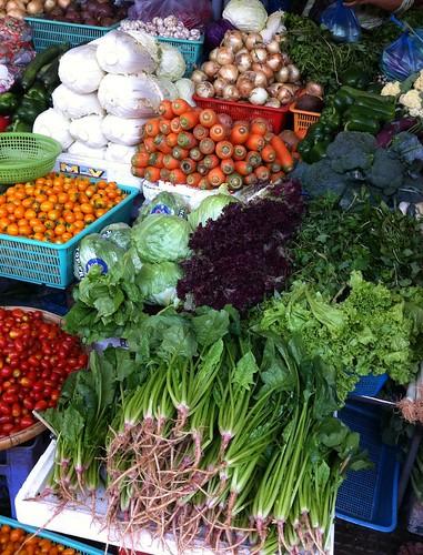Central Market Vegies