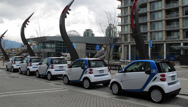 Car To Go Vancouver >> Car2go A New Option For Car Sharing In Vancouver Canadian Veggie
