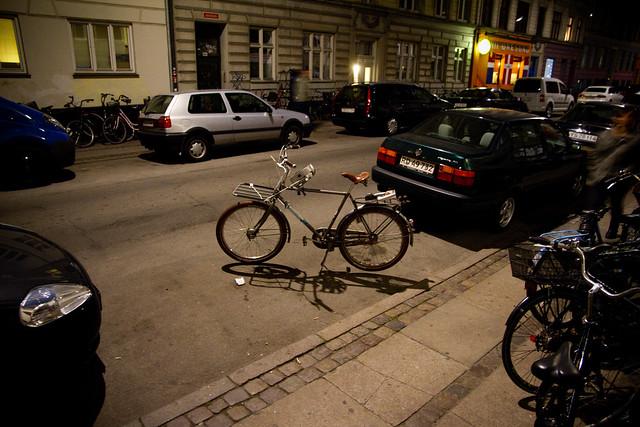 Copenhagen 1 Bike