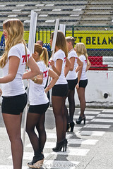 TNT gridgirls (belgian.motorsport) Tags: new girls classic festival race grid promo women babe historic babes tnt circuit zolder byc gridgirls 2014 youngtimer bhc bgdc brcc