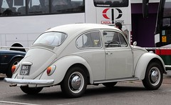 NHT 133F (Nivek.Old.Gold) Tags: 1967 volkswagen beetle 1500