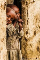 Piccoli Masai (Magic Brix) Tags: africa kenya bambini masai concorso concorsi candidata povertà