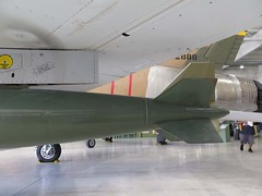 "North American F-100D Super Sabre 65 • <a style=""font-size:0.8em;"" href=""http://www.flickr.com/photos/81723459@N04/29455973274/"" target=""_blank"">View on Flickr</a>"