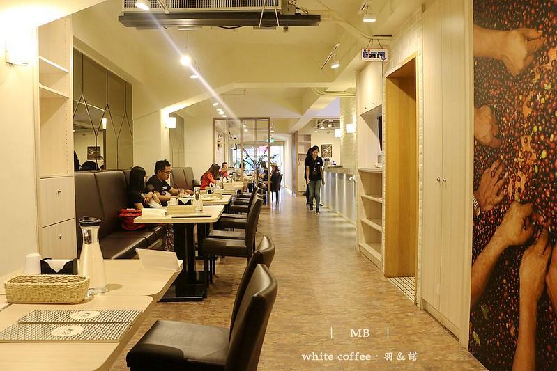 MB white coffee士林店南洋風味美食咖啡廳095