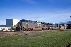 IMG_0020 A (mhellekjaer) Tags: 440 ohio berea csx locomotive gees44ach es44ach