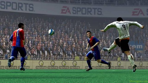 How To Customize Keyboard Controls In FIFA 12 Demo