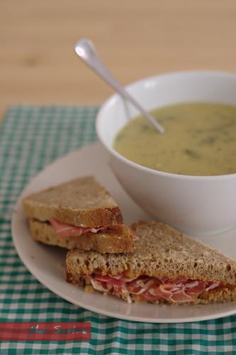 i need a soup
