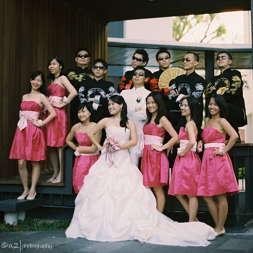 Kenneth & Joycelyn Wedding Day