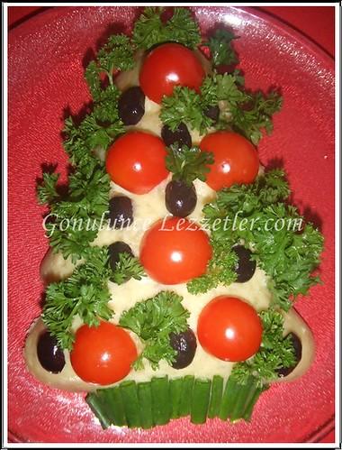 çam ağacı patates salatası 1