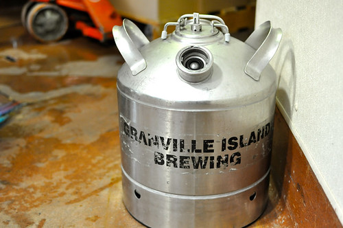 Granville Island Works Tour - Granville Island Brewing
