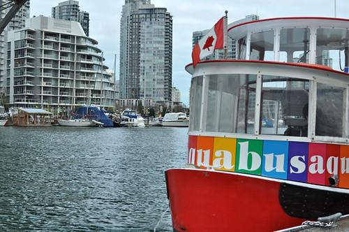 Granville Island Works Tour - Aquabus