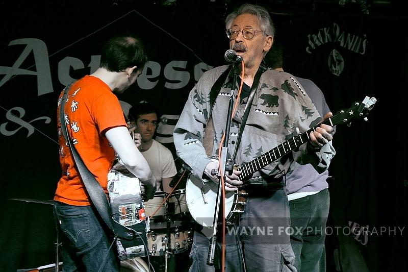 Jeffrey Lewis and Peter Stampfel