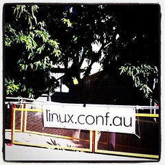 Beautiful morning at #lca2011