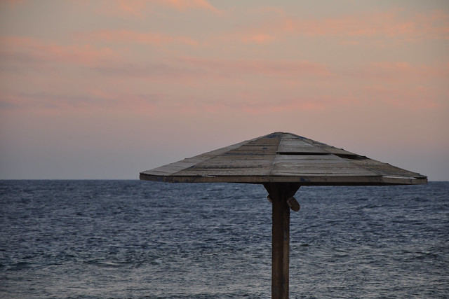 where parasol meets horizon