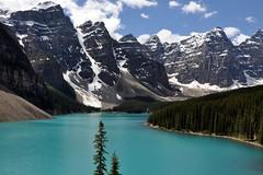 Moraine Lake (LindsayRs) Tags: morainelake icefieldsparkway canadianrockies