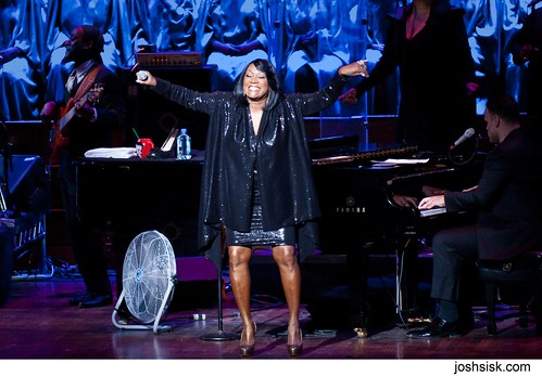 Patti Labelle @ the Kennedy Center