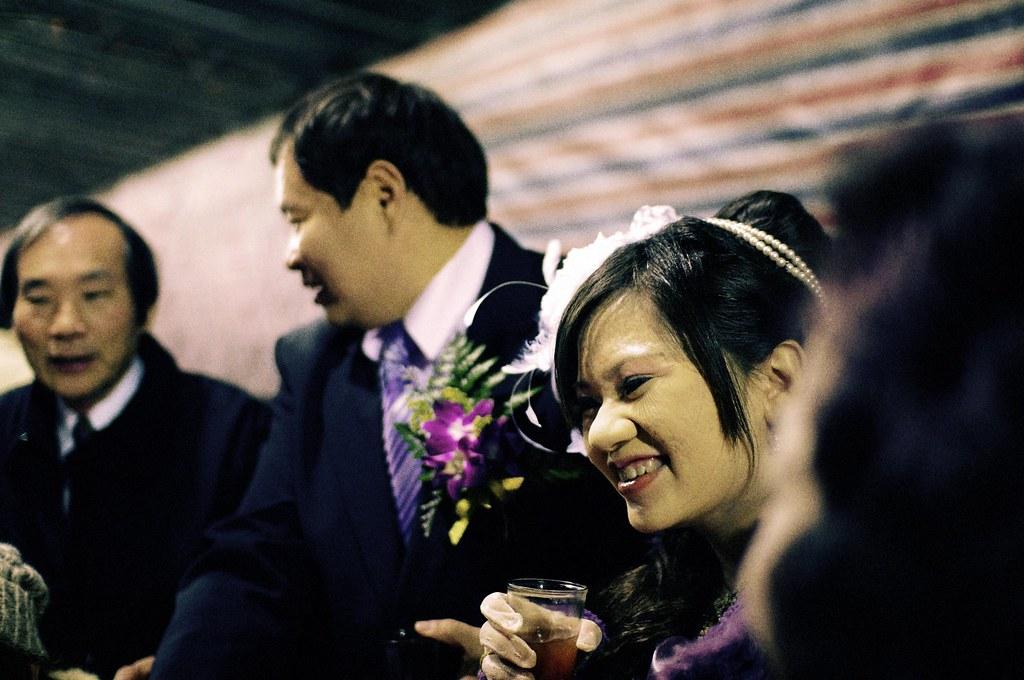 婚禮紀錄|梁府