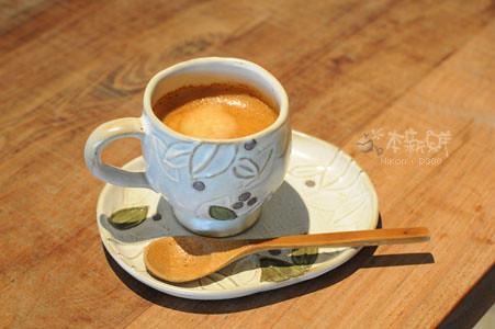 餐後一杯咖啡