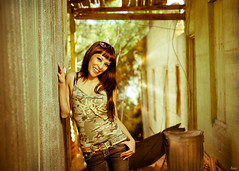 Kristen, Olympus e5 (awallphoto) Tags: arizona portrait girl 35mm hair asian women dof 28mm az olympus depthoffield kristen ft hiphop f2 zuiko 43 e5 shg bwfilter zd 14mm fourthirds awall 1435mm aaronwallace arizonahiphop awallphoto