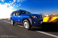 X-Run (Mishari Al-Reshaid Photography) Tags: road blue sky clouds speed canon japanese nissan offroad wheels spinning kuwait manual xterra v6 canoncamera canonphotos automotivephotography canonllens mishari kuwaitphoto kuwaitphotos kvwc kuwaitvoluntaryworkcenter kuwaitvwc kuwaitphotography misharialreshaid canon5dmarkii malreshaid misharyalrasheed