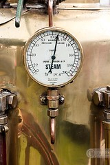 pressure gauge (Jonathan Ball) Tags: old metal vintage historic steam pressure brass gauge underpressure pressurized pressurize pressurised pressurise
