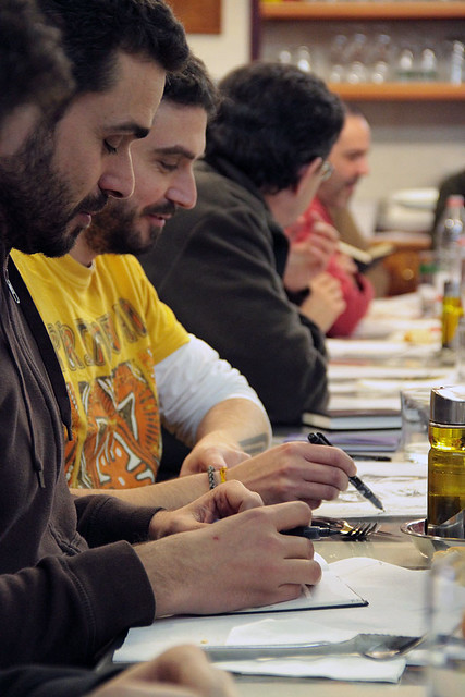 30th Barcelona's Sketchcrawl