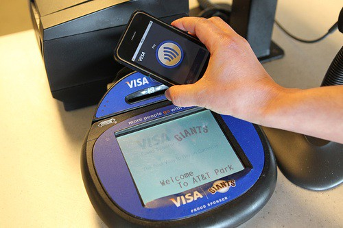 iphone visa mobile payments