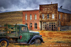 As Days Go By (James Neeley) Tags: california oldbuildings ghosttown bodie hdr 5xp jamesneeley