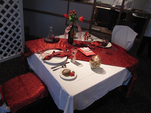 $10 Table Settings   Valentineu0027s Day