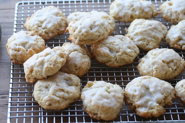 Lemon Ginger Scones - Flour Bakery Cookbook
