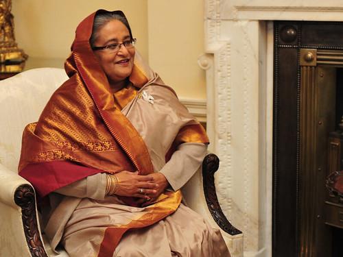5392607209 1e4f57fe1e The Prime Minister of Bangladesh, Sheikh Hasina