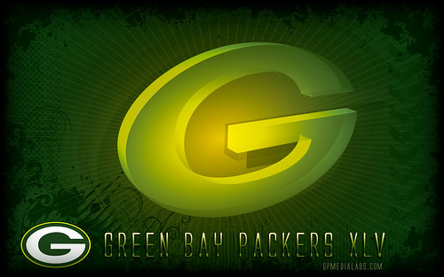 Green Bay Packers desktop wallpaper background - Super Bowl XLV,