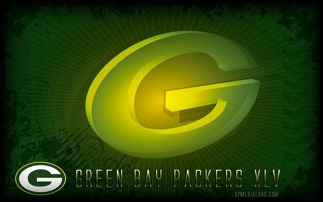 Green Bay Packers desktop wallpaper background - Super Bowl XLV, NFC