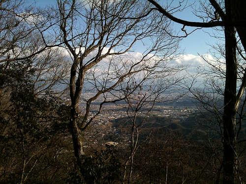 二上山登山(大津皇子)@当麻の里-07
