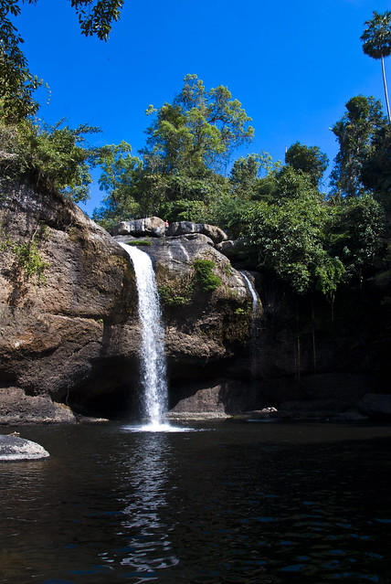 Khao Yai Waterfall