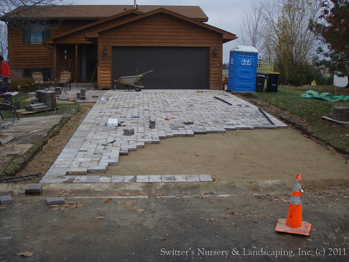 Interlocking Pavers For Driveways Interlocking Concrete Paver