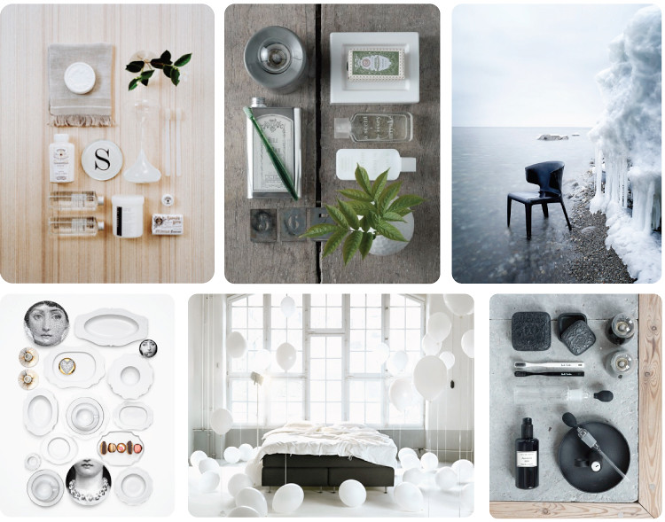 Portfolio of stylist Lotta Agaton