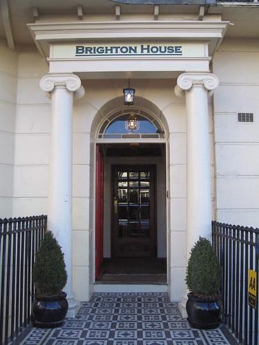 Brighton House hotel, Brighton