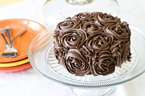 Chocolate Mayonnaise Cake - 5